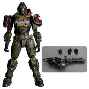 Halo Reach Warrent Officer Jorge Figure