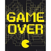Game Over Mini Poster