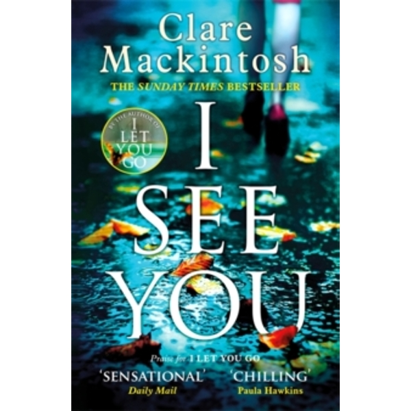 I See You: The Number One Sunday Times Bestseller Paperback
