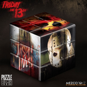 Jason Voorhees (Friday the 13th) Puzzle Blox Puzzle Cube