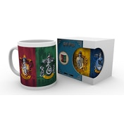 Harry Potter All Crests Mug
