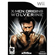 X-Men Origins Wolverine Game Wii