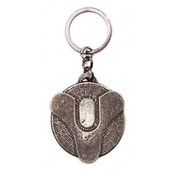 Destiny Heavy Moulded Metal Key Ring