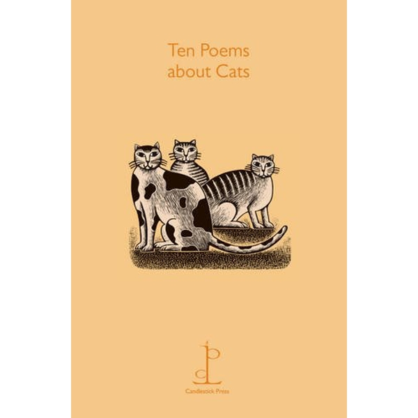 Ten Poems About Cats  2011 Pamphlet