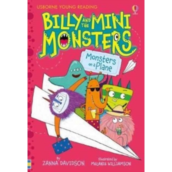 Billy and the Mini Monsters - Monsters On A Plane : 4