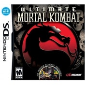 Ultimate Mortal Kombat Games DS (#)