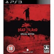Dead Island Special Edition Game PS3