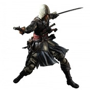 Square Enix Assassin's Creed III Play Arts Kai Connor Davenport Action Figure