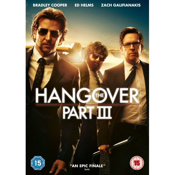 The Hangover Part III 3 DVD - Image 1