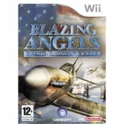 Blazing Angels Squadrons Of WWII Game Wii