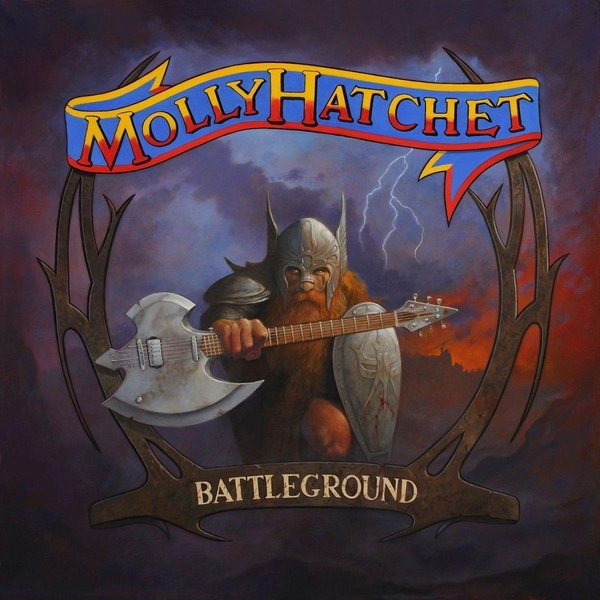 Molly Hatchet - Battleground Vinyl