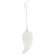 Angel Wing Hanging Decoration Pack Of 12