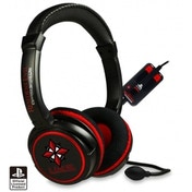 Resident Evil Raccoon City Stereo Gaming Headset CP-CAP2 PS3