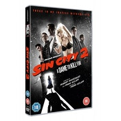 Sin City 2 A Dame To Kill For DVD