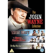 True Grit/The Sons Of Katie Elder/The Man Who Shot Liberty Valance DVD