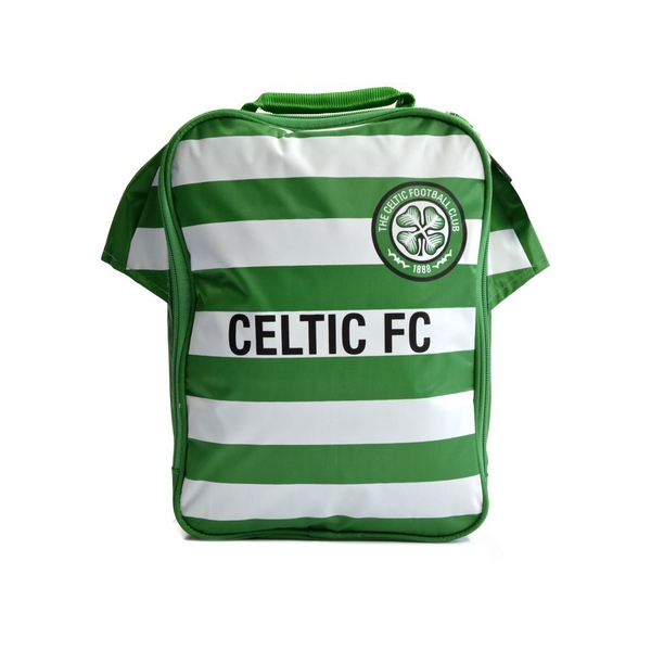 Celtic Kit Lunch Bag Green and White