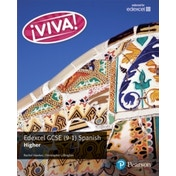 Viva! Edexcel GCSE Spanish Higher Student Book by Rachel Hawkes, Christopher Lillington (Paperback, 2016)