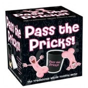 Pass The Pricks Game