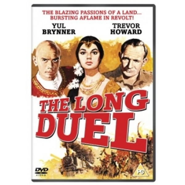 The Long Duel DVD