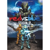 Red vs Blue: Season 12 DVD