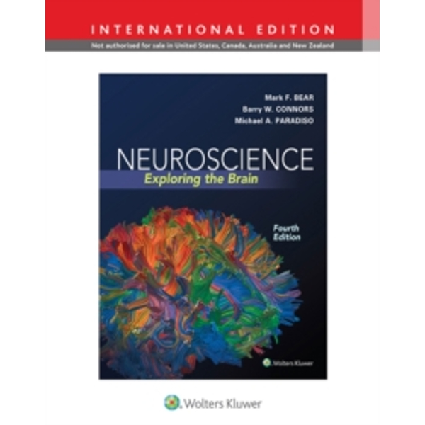 Neuroscience: Exploring the Brain by Mark F. Bear, Barry Connors, Mike Paradiso (Hardback, 2015)
