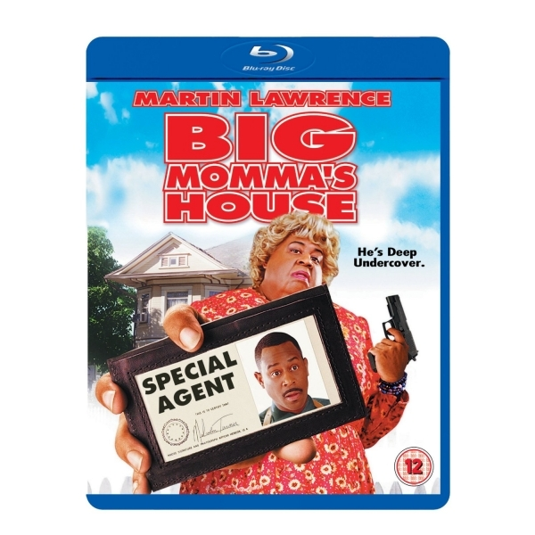 Big Momma'S House Blu-ray