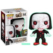 2014 Exclusive Saw Glow in the Dark Bloody Billy Pop! Vinyl Figure