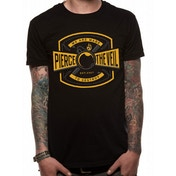 Pierce The Veil - Bomb Seal Men's Large T-Shirt - Black