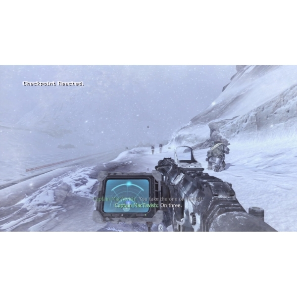 Call Of Duty 6 Modern Warfare 2 Game (Platinum) PS3 - Image 3