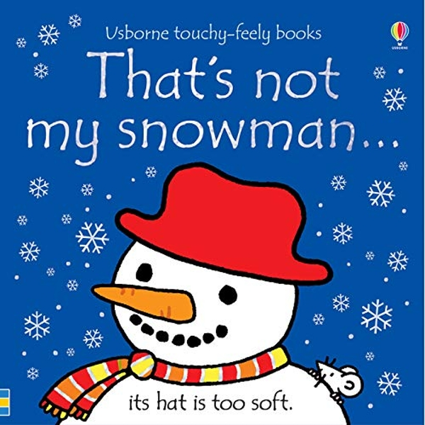 That's not my snowman...  Board book 2018
