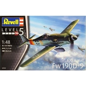 Focke Wulf Fw190 D-9 1:48 Revell Model Kit
