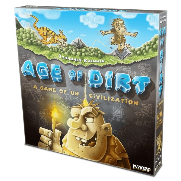 Age Of Dirt A Game of Uncivilization