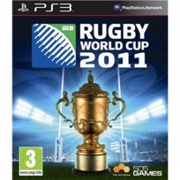 Rugby World Cup 2011 Game PS3