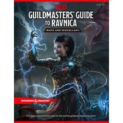 Dungeons & Dragons: Guildmasters' Guide to Ravnica - Maps and Miscellany