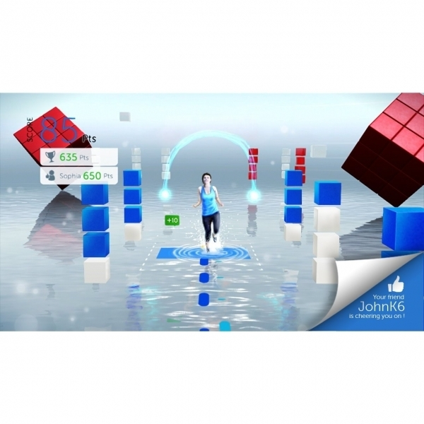 Kinect Your Shape Fitness Evolved 2012 Game (Classics) Xbox 360 - Image 2