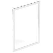 Ssupd Meshlicious Tempered Glass Side Panel - White