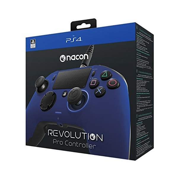 Nacon Revolution Pro Controller (Blue) PS4 - Image 3