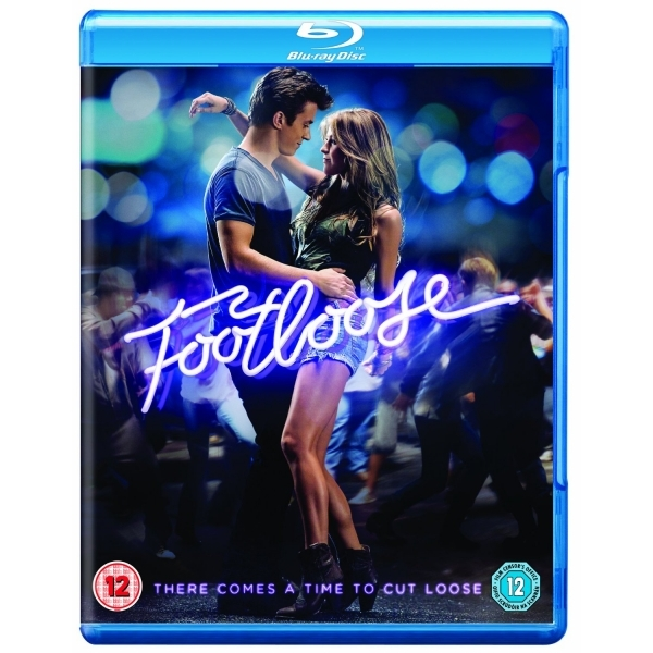 Footloose 2011 Blu-ray