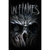 In Flames - Ghost Textile Poster