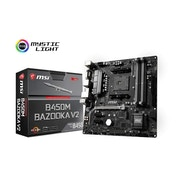 MSI B450 Bazooka V2 Socket AM4 AMD B450 ATX