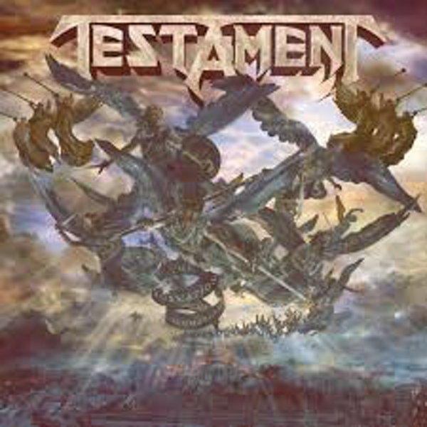 Testament ‎– The Formation Of Damnation Vinyl