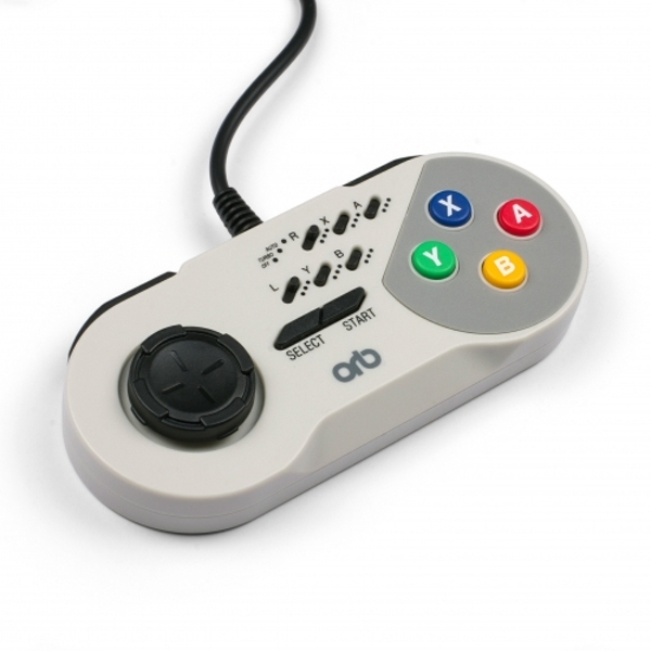 ORB Turbo Wired Controller SNES