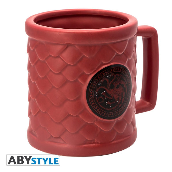 Game Of Thrones - Targaryen 3D Mug - Image 1