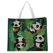 Cute Panda Durable Reusable Shopping Bag