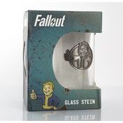 Fallout 4 Vault Boy Glass Stein