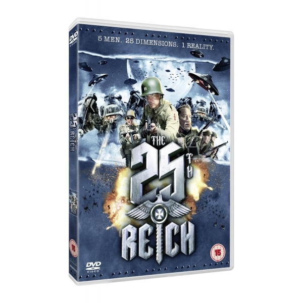 25th Reich DVD
