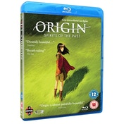 Origin Spirits of the Past The Movie Blu-ray