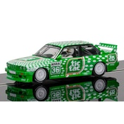BMW E30 M3 Sport Evolution Team 1:32 Scalextric Classic Touring Car
