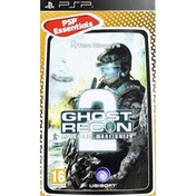 Ghost Recon Advanced Warfighter 2 PSP Game (Essentials)