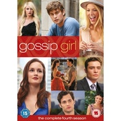 Gossip Girl Complete Season 4 DVD